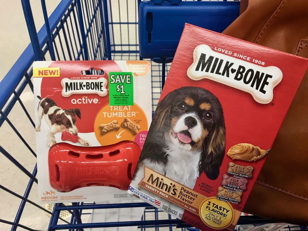NEW Milk-Bone Active Toys