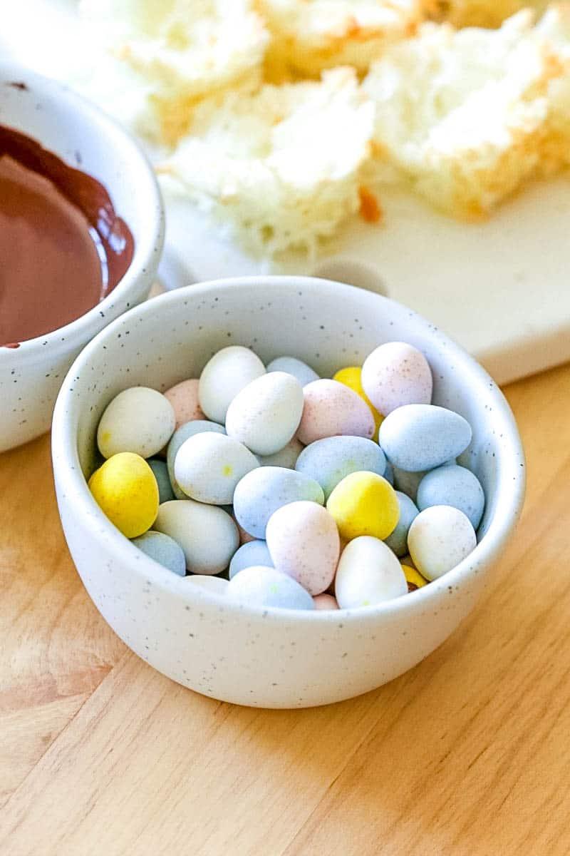 mini cadbury eggs