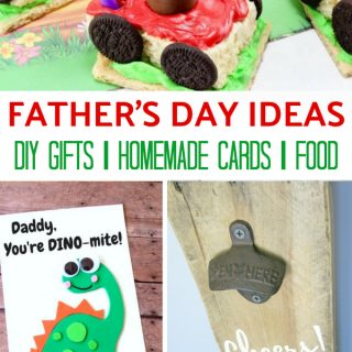 20 Father's Day Gifts, Dinner Ideas, and More