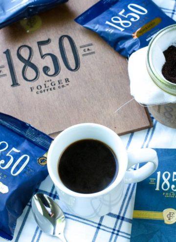 Folgers 1850 Brand Coffee