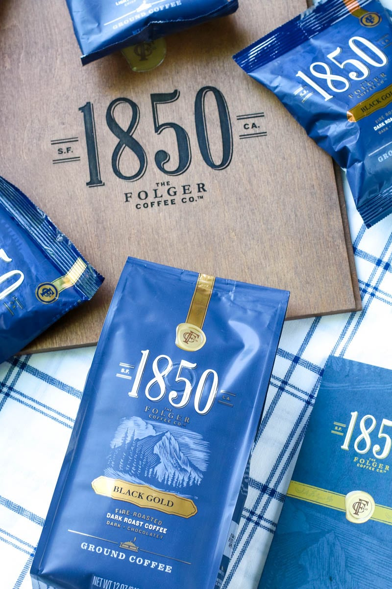 Folgers 1850 Brand Coffee