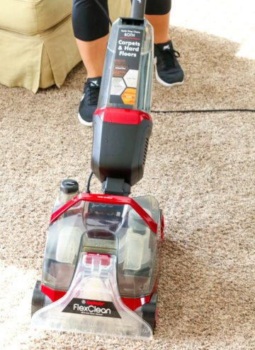Rug Doctor FlexClean – Go Beyond Clean