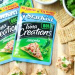 Lighten Up Your Summer Meals With NEW StarKist Tuna Creations