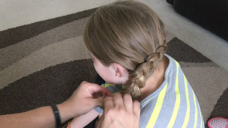 Back to School - Easy Hairstyles for Girls My Organized Chaos