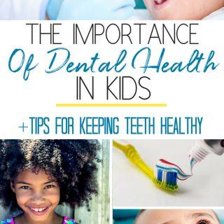 7 Easy Tips For Keeping Kid's Teeth Healthy