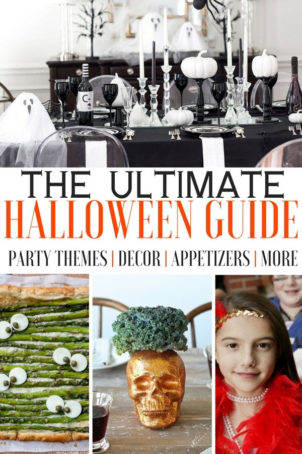 Ultimate Halloween Guide: Decorations, Party Ideas, Games And More