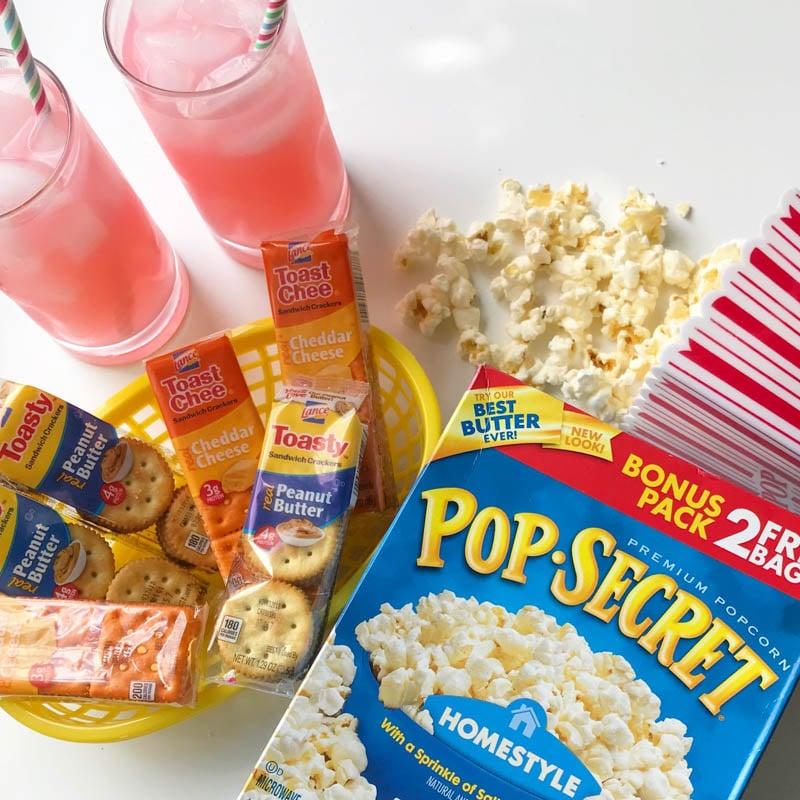 Make Movie Night Family Fun Night