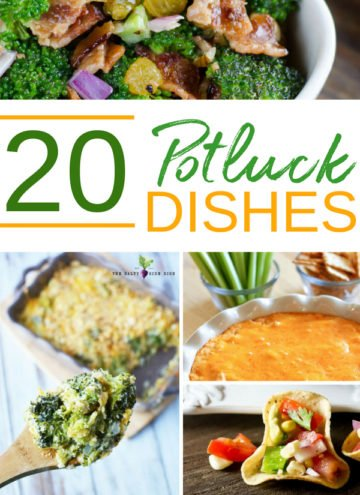 20 Potluck Dishes Pretty Much Anyone Will Love