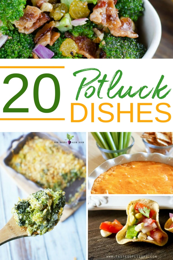 20 Potluck Dishes Almost Everyone Will Love