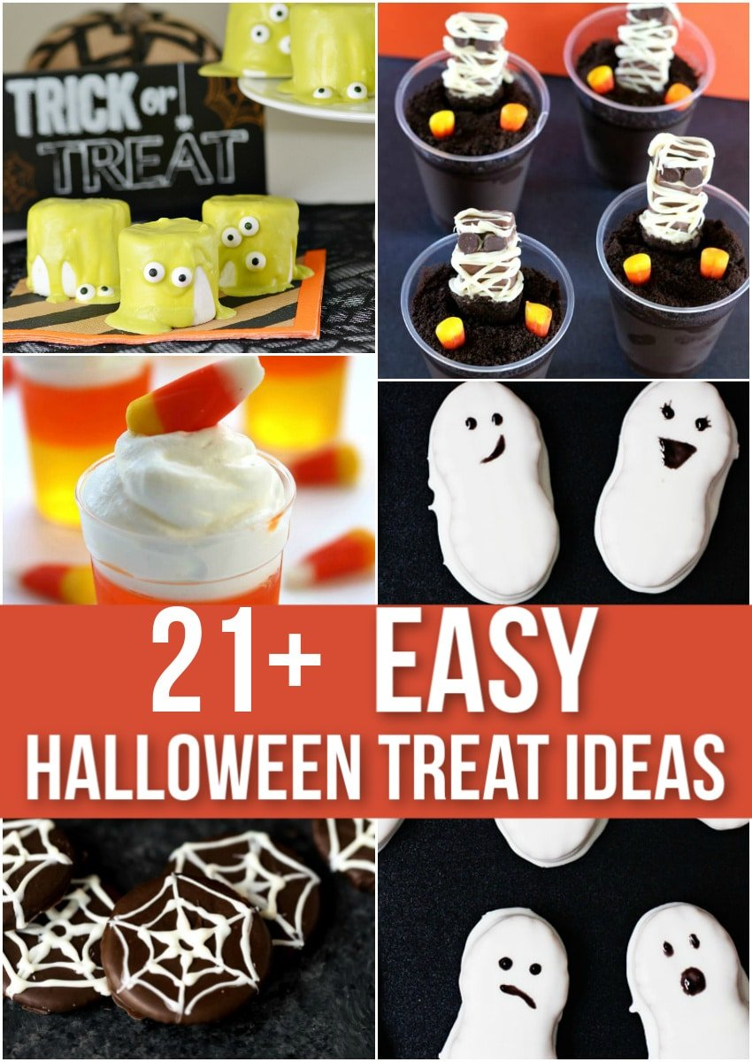 haloween treats