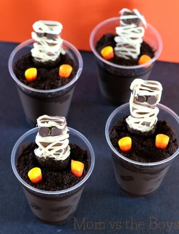 21 Easy Halloween Treats