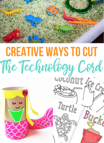 Creative Ways To Cut The Technology Cord