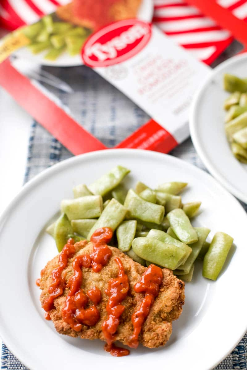 Easy Weeknight meals with Tyson Dinner and Entrée Kits