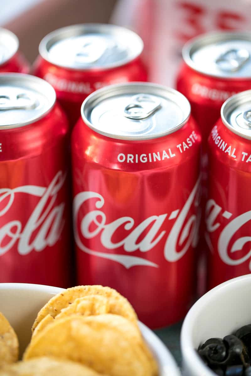 Creamy Cheesy Coca-Cola® Dip