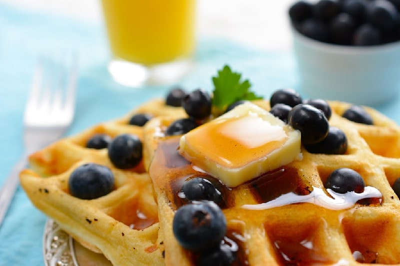 Waffle Recipe Tips