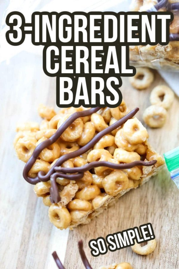 SIMPLE CEREAL BARS