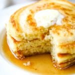 The Best Homemade Pancake Recipe