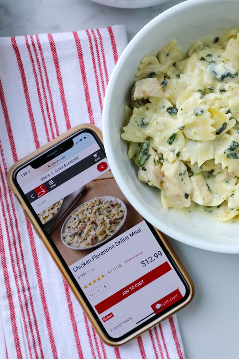 20-Minute Family Dinner Idea