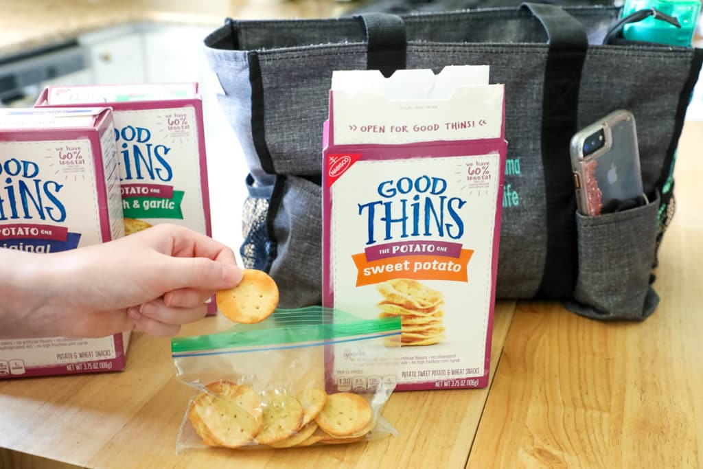 Better Snacking: Putting Myself First