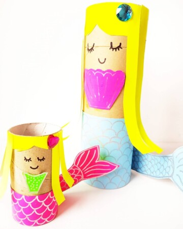 toilet paper roll craft