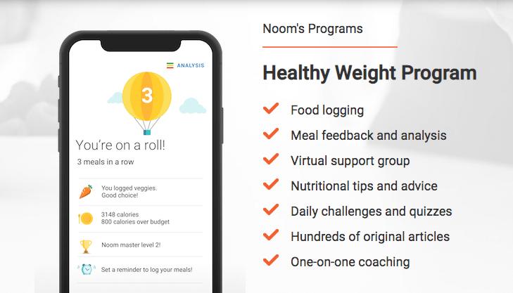 noom app benefits