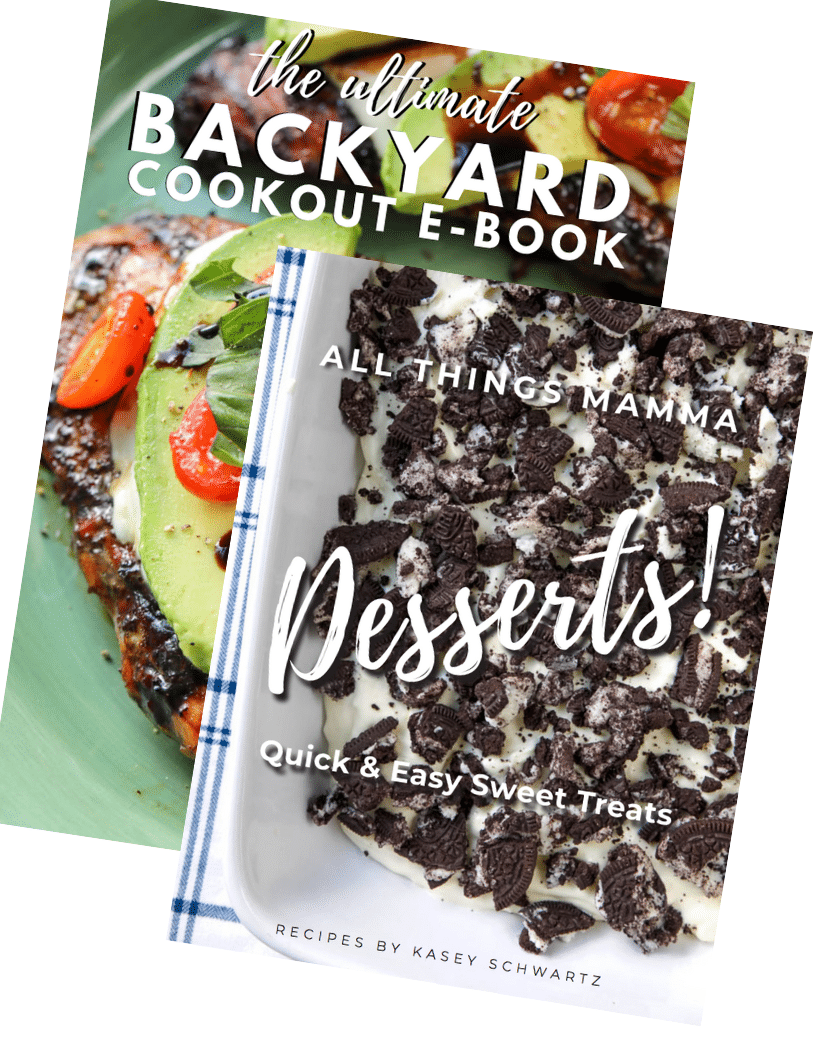 HE ULTIMATE BACKYARD COOKOUT EBOOK & DESSERTS! Quick & Easy Sweet Treats