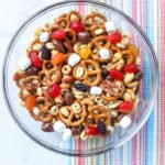 Trail Mix Recipe With Fruit Snacks - An Easy Back To School Snack
