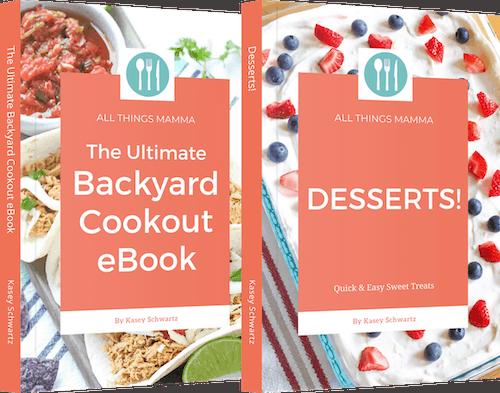 The Ultimate Backyard Cookout & Desserts! BUNDLE!