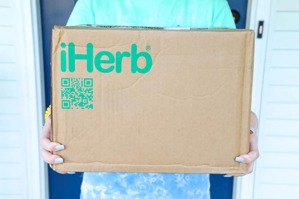 iherb box