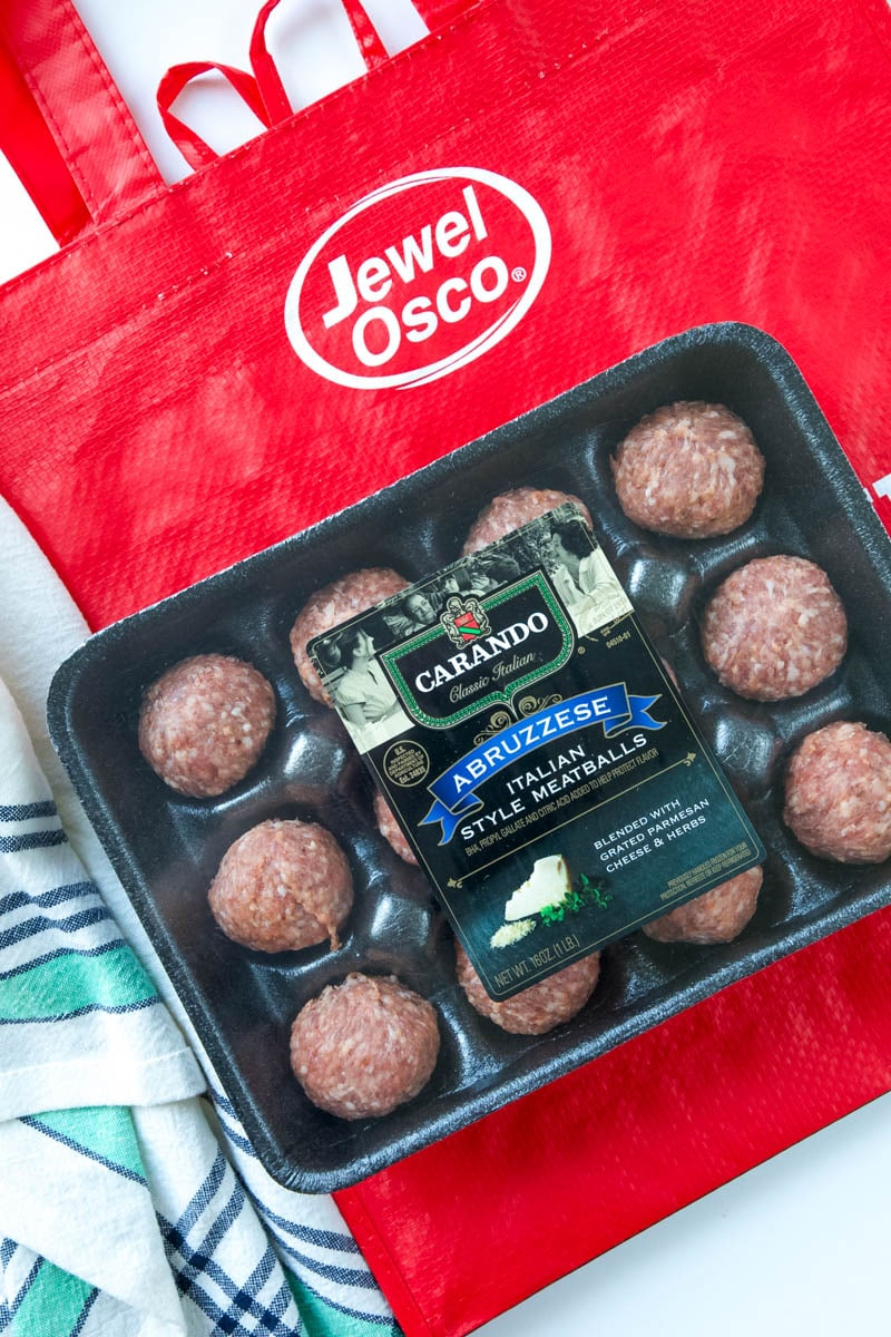 carando meatballs, jewel-osco
