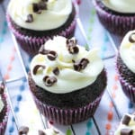 Chocolate Cupcakes (From a Doctored Cake Mix!)
