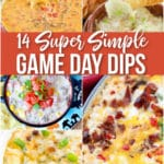 14 Super Simple Game Day Dips