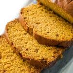 Deliciously Easy Pumpkin Bread