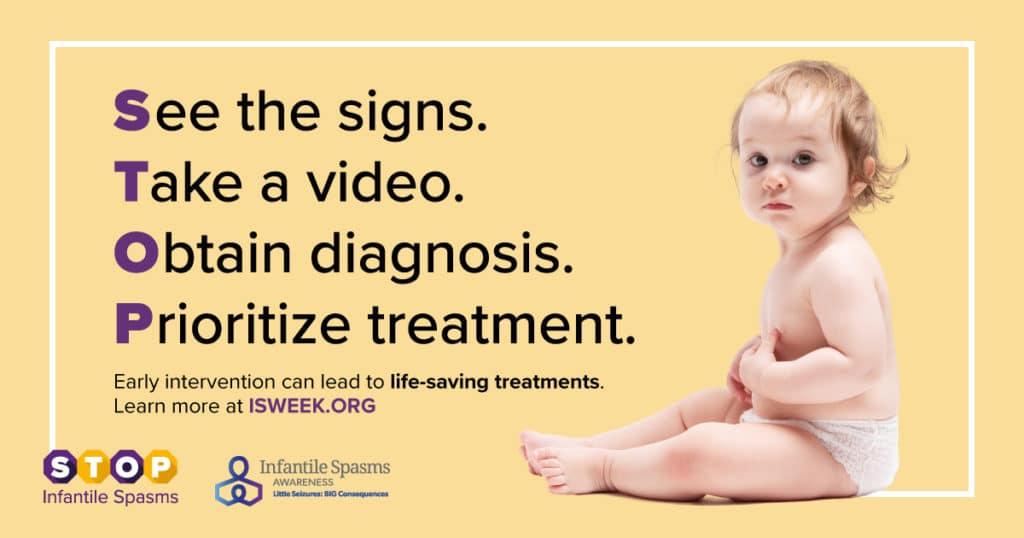 Help STOP Infantile Spasms