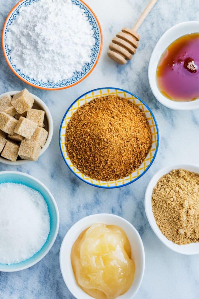 Simple Substitutes for Sugar