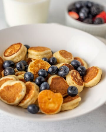 Pancake Cereal is the Newest Way to Serve Up a Breakfast Classic