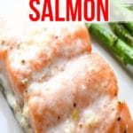 One-Pan Baked Salmon and Asparagus