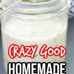 This Viral TikTok Shows How Easy It Is To Make Homemade Ranch Dressing