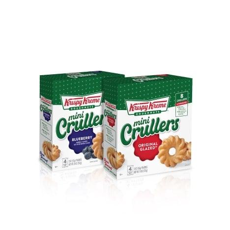 Krispy Kreme Mini Crullers