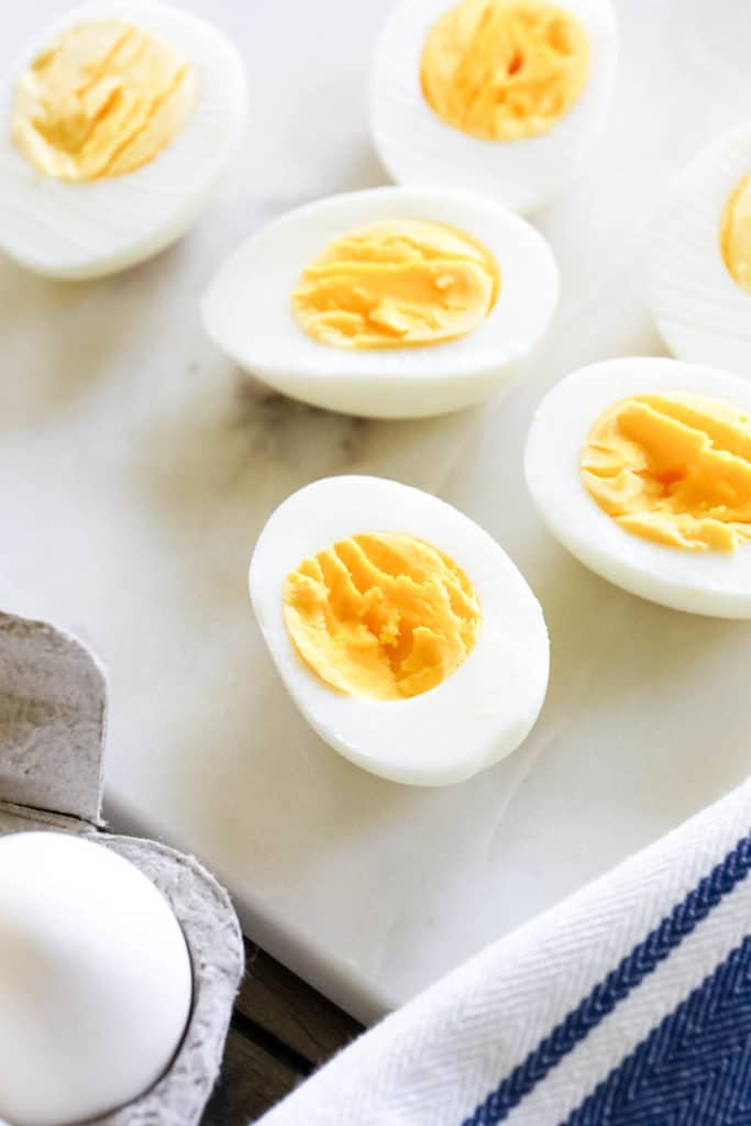how to hard boil eggs in Instant Pot