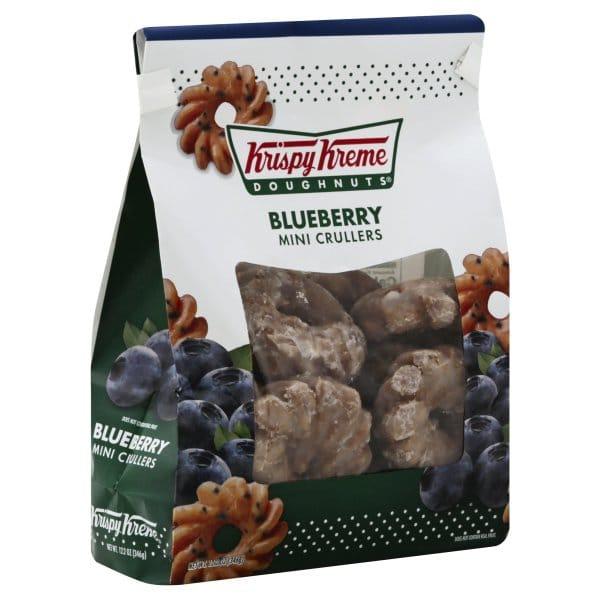 You Can Get Doughnut Bites And Mini Crullers by Krispy Kreme at Walmart