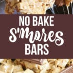 The BEST S'Mores Bars Recipe