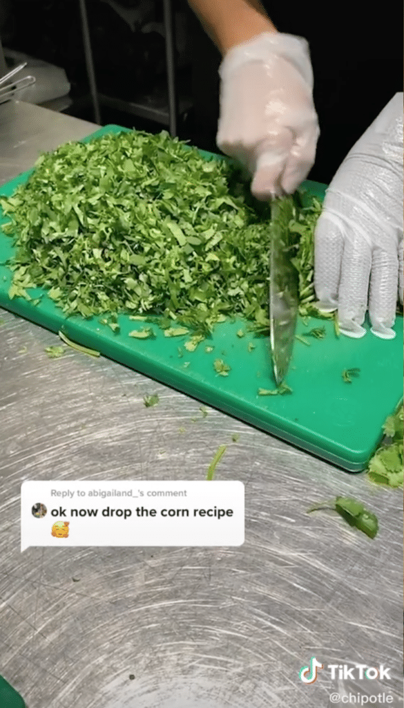 Chipotle Shared Its Corn Salsa Recipe on TikTok and I Can't Wait to Make It!