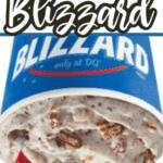 drumstick blizzard from Dairy Queen