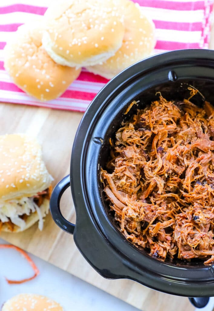 dr pepper pulled pork slow cooker