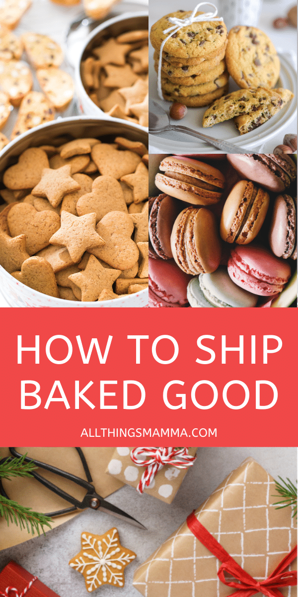 how to ship backed goods