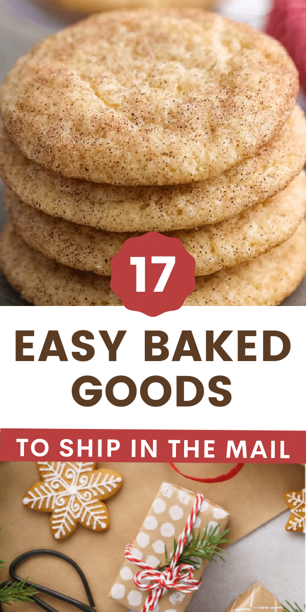 17 Best Baked Goods That Are Simple and Easy to Ship