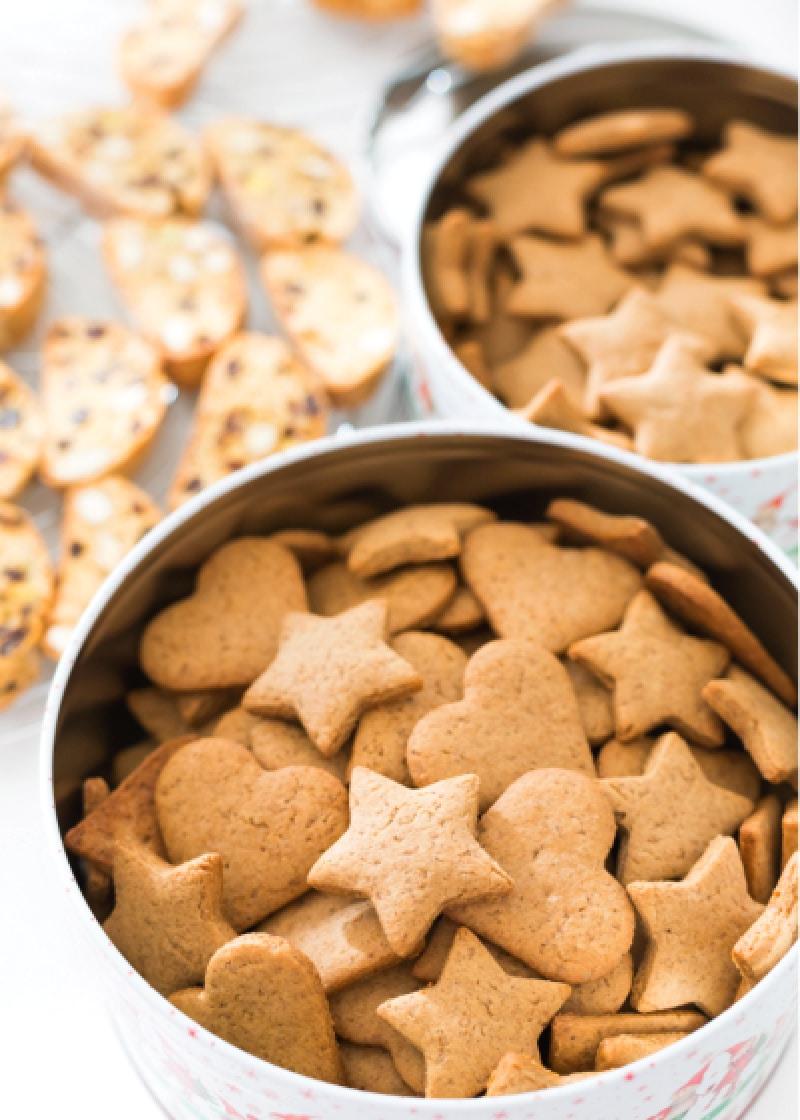 package cookies