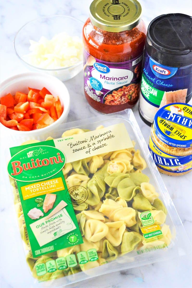 instant pot tortellini pasta