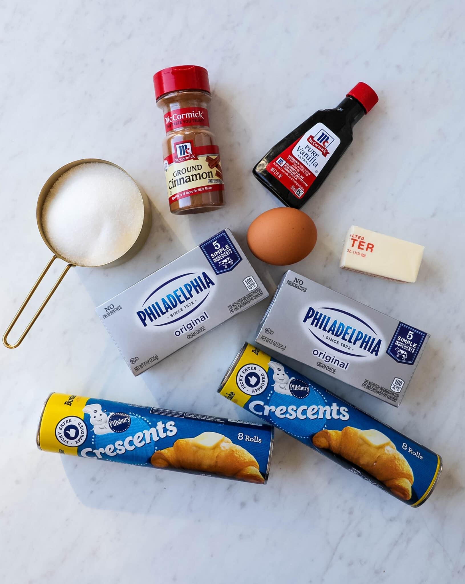 sopapilla ingredients